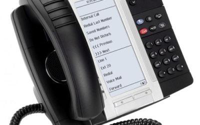 Top 5 teléfonos IP