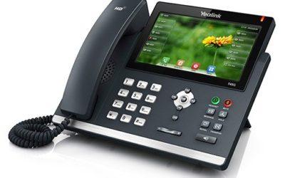 TELÉFONOS YEALINK IP SIP