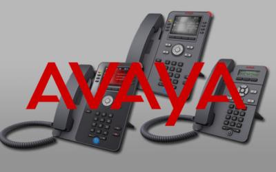 Nuevos Telefonos IP De La Serie Avaya J100